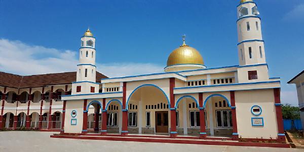 masjid smait wanareja