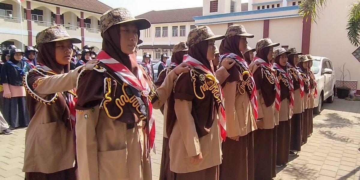 ekskul pramuka smait assyifa wanareja