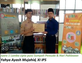 Juara 1 cipta puisi