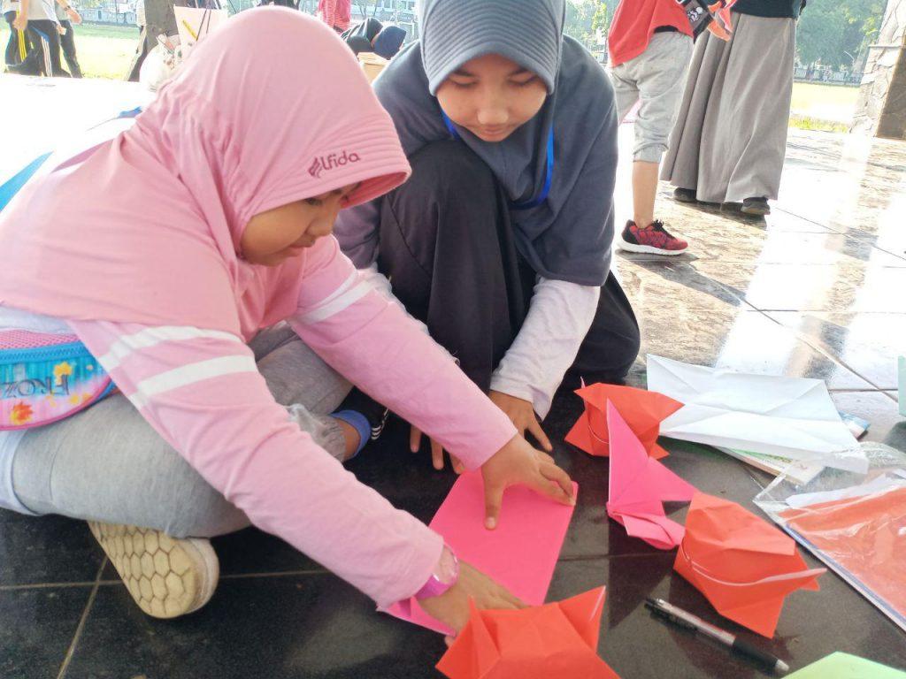 Ketrampilan Origami
