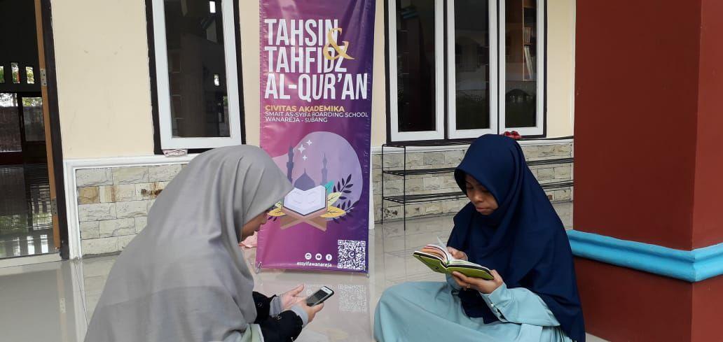 Pelaksanaan Tahsin dan Tahfidz Pegawai